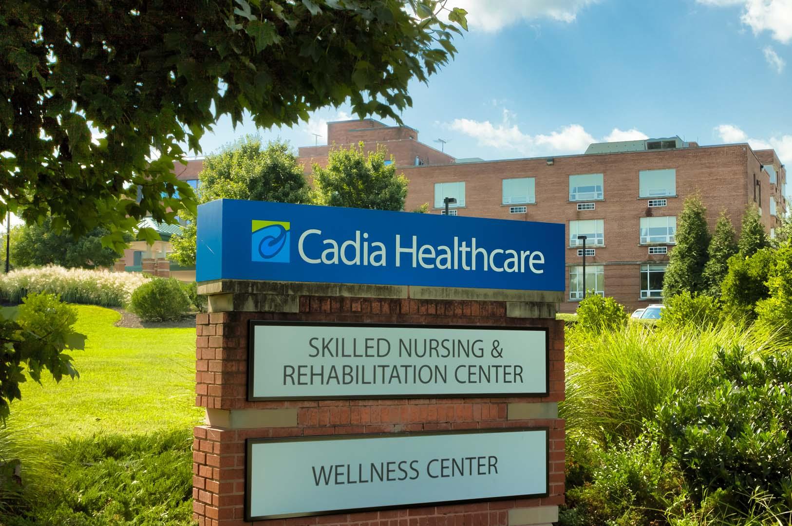 Hyattsville Cadia Healthcare